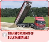 Transportation of Bulk Materials